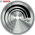 Circular Saw Blades Bosch Optiline Wood TCT Blades For Mitre Saws 210-305mm