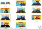 Various Custom Display for MATCHBOX Toys Regular Size 1:64 Die-Cast Model Cars