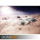 STAR TREK WORLD (3067) Space Photo Picture Poster Print Art A0 A1 A2 A3 A4 on eBay