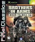 Brothers in Arms: Road to Hill 30 - Xbox Original PAL REGION FREE Game -Complete