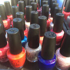 OPI nail lacquer polish. Gloss shimmer glitter confetti. Choose your color(s).
