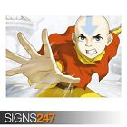 AVATAR THE LAST AIRBENDER (3174) Anime Poster - Poster Print Art A0 A1 A2 A3 A4