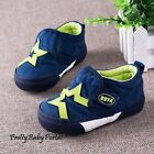 NEWFashion Baby Toddler'sBOYS Star Sports Casual Canvas Shoes