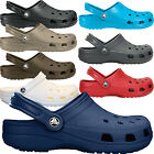 Crocs Shoes Unisex Original Classic Clogs Work Shoes Mens Womens 10001 colors