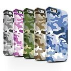 Camouflage Army Navy Phone Case/Cover for Apple iPhone 6+/Plus 5.5