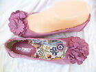 PINK WOMEN'S FLAT SHOES YOYO SIZE: 5.5-8.5