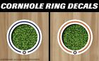 Houston Astros White Cornhole Ring Bag Toss Cast Vinyl HD Hole Decals on Ebay