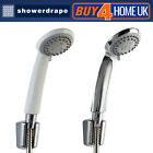 Showerdrape Trioka 3 Mode Shower Head - Save Cheap Value Handset Standard Fit