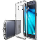 For Samsung Galaxy S7 Ringke [AIR] Clear Flexible TPU Shockproof Protective Case