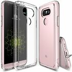 For LG G5 Case   Ringke FUSION Clear Resistance Shockproof Protective Case