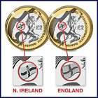 Rare Various £2 Coins 2002 Olympic Games Uk Two Pounds King James London Rio