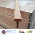 Door Mushroom Stop Solid Meranti Timber External 2.1m 2.4m for 40mm French Doors