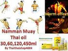 AUTHENTIC ORIGINAL NAMMAN MUAY THAI BOXING LINIMENT MUSCLE PAIN RELIEF OIL