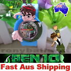 Kids 3D Character Silicone SLAP  Watch Asst Colours -  BEN10