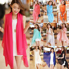 Women Top Summer Swimwear Chiffon Shawl Beach Wear Cover Up Sun Dress Warp