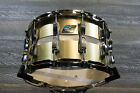 Ludwig Coliseum Brushed Gold 8x14 LS1284XX46 Snare Drum - New!
