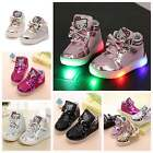 SCARPE BAMBINA LUCI HELLO KITTY  LED BABY KINDER SCHUHE LEUCHTEND SHOES  LIGHTS