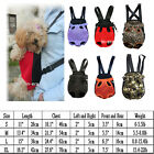 New Comfortable Design Pet Dog Carrier Backpack Front Net Nylon Travel Bag
