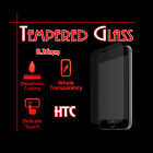 Mecasy_HTC Premium Real Tempered Glass Film Screen Protector USA Seller