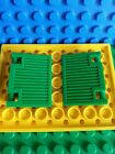 LEGO Bulk Window Shutter Hinges 1x2x3(x 2) WINDOWS Train Creator House 7632 NEW!