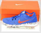 Nike Wmns Free 5.0 TR Fit 5 PRT Blue Red 704695-405 US 6~8.5 Cross Training