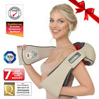 Donnerberg® back massager-German brand - adjustable functions with infrared heat