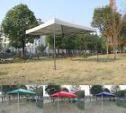 Pop-up Waterproof Outdoor Garden Gazebo 3x3m, 2.5x2.5m Party Tent Canopy Marquee