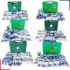 HSE First Aid Kits Workplace, Home, Travel, Office Refills Medical Emergency