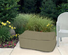 Waterproof Outdoor Storage Bag Patio Furniture Cushion Cover Protection