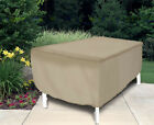 """Waterproof Outdoor Patio Furniture Table Cover Protection 76"""" x 48"""""""