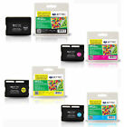 H932 XL - H933 XL Black and Colour Remanufactured Ink Cartridges HP932 HP933