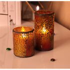 Flickering Flame LED Candle With Timer Battery Power Real Wax LED Pillar Candle