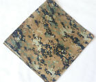 New Cotton Bandana Army Camo Sniper Camouflage Head Wrap Face Mask Scarf New 08