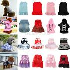 Cute Princess Bow Dog Pet Puppy Dress Tutu Skirt Layered Clothes Apparel Costume