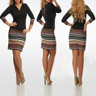 Women Mini Bodycon Dress Casual Long Sleeve Evening Party Cocktail Short dress