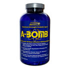 MHP A-Bomb 224 Caps Protein Synthesis Muscular BCAA NO3 bio gro abomb chrome