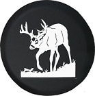 Big Buck Rack Field Woods Deer Hunting Trailer RV Spare Tire Cover OEM Vinyl