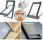 Dachfenster Kunststoff VELUX Thermo FAKRO ptp ROTO r45 SKYLIGHT 66x118 FK06 6/11