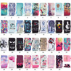 Skins Pattern For Apple iPhone SE/5s/5 Flip Card Holder Stand PU Wallet Leather