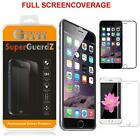 Tempered Glass FULL COVER Screen Protector + Rear Shield Guard...