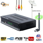 Mini Digital Satellite DVB-S2  Iptv Combo Receiver TV Box PVR OTT 1080P Youtube