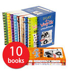 Diary of a Wimpy Kid Box Set - 10 Books
