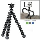 Joby GorillaPod Original Tripod Flexible Lightweight Portable Grey Green Blue