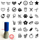 Loyalty card Self inking Rubber Stamp for business SHOP SALON CAFE RESTAURANT