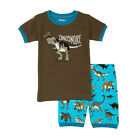 BNWT Boys Hatley Wild Dinos Dinosnore Shortie Pyjamas NEW Cotton Pajamas PJs