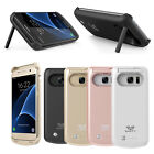 Portable External Backup Battery Charger Case Cover for Samsung Galaxy S7/Edge
