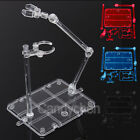 Suitable Action Display Stand Clear Base For Toy 1/144 HG/RG Gundam Figure Model