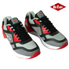 Lee Cooper Men Sports Shoe 3580 Grey Red