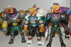 1997 Mighty Ducks action force figures toys Nosedive Duke L'Orange Grin
