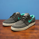 Nike SB Lunar Stefan Janoski Skate Shoes Anthracite / Dusty Cactus Summit White